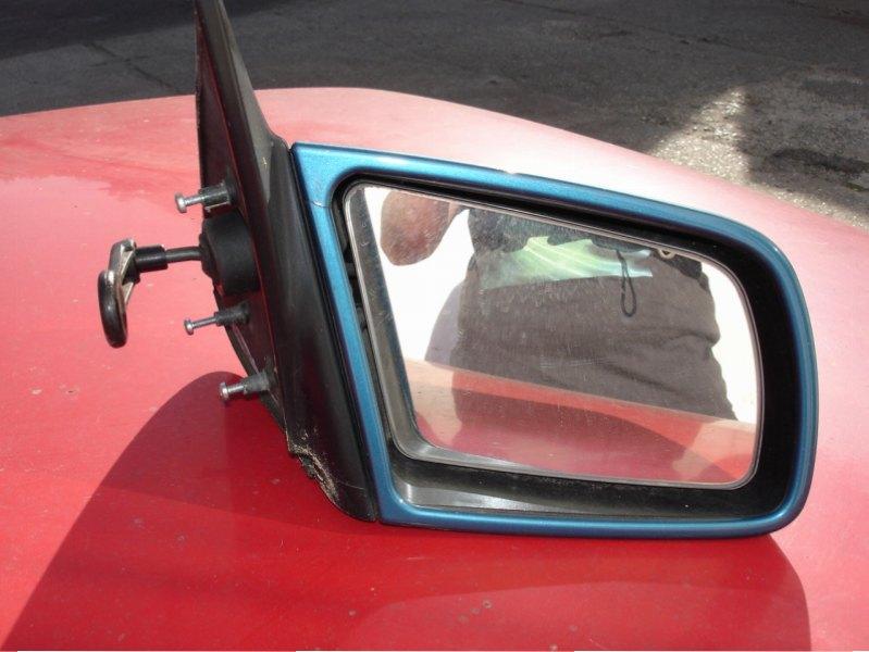 Opel Vectra A lusterko zewnętrzne prawe ręczne